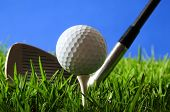 stock photo of golf  - Golf - JPG