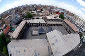 picture of tomas  - City scene from Ulu Mosque in Diyarbakir Turkey - JPG