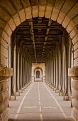 stock photo of passy  - Viaduct de Passy - JPG