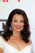 Fran Drescher at AFI's 39th Annual Achievement Award Honoring Morgan Freeman, Sony Pictures Studios,