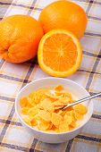 Cornflakes And Oranges
