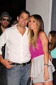 Bill Rancic, Giuliana Rancic at the UK Style By French Connection Launch Party, Lexington Social Hou