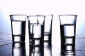 stock photo of vodka  - Alcohol conceptual image - JPG