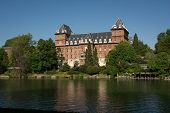 pic of turin  - The castle on the Po River in Turin - JPG