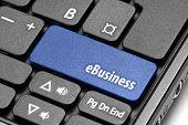 stock photo of ebusiness  - eBusiness - JPG
