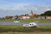 picture of west village  - Village of Bosham in Chichester Harbour - JPG