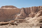 "pic of hatshepsut  - ""The Great Temple Of Hatshepsut In Luxor Egypt"" - JPG"
