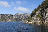 stock photo of cognitive  - Lysefjord  - JPG