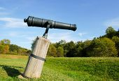 Fort Necessity National Battlefield cannon