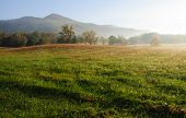 image of cade  - Cades Cove fields - JPG
