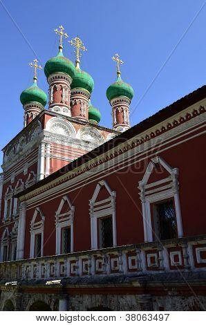 High-Petrovsky Monastery poster