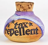 Tax Repellent Bottle