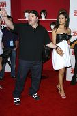 Kevin James and Steffiana De La Cruz  at the