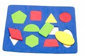Geometric Toy poster