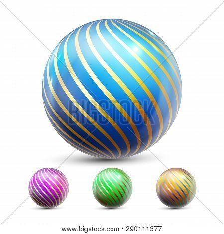 Sphere Ball Vector Orb Shining