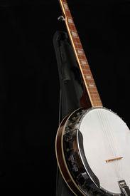 stock photo of banjo  - 5 - JPG