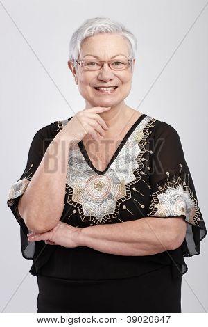 Старую даму в очко 1 фотография