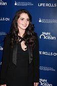 LOS ANGELES - NOV 11:  Vanessa Marano arrives at the Life Rolls On Foundation's 9th Annual Night By