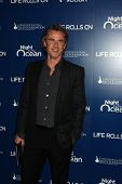 LOS ANGELES - NOV 11:  Sam Trammell arrives at the Life Rolls On Foundation's 9th Annual Night By Th