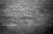 foto of uncolored  - Texture of uncolored wooden lining boards background - JPG