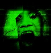 pic of possess  - Human Screaming Horror Background For Movies Poster Project - JPG