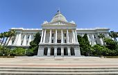 picture of mandate  - Sacramento Capitol Building in California - JPG