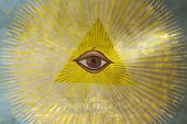 pic of all seeing eye  - All - JPG