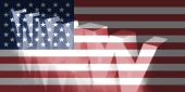 picture of usa flag  - Flag of United States of America national country symbol illustration www internet e - JPG
