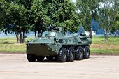 Постер, плакат: Armored Personnel Carrier