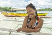 picture of halter-top  - Ave Island Guimaras Philippines  - JPG