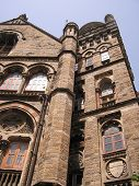 foto of british bombay  - Old building built by the British in Mumbai - JPG