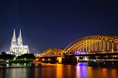 stock photo of dom  - Koelner Dom - JPG