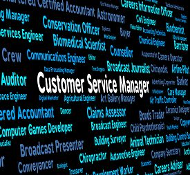 foto of clientele  - Customer Service Manager Meaning Clientele Purchaser And Jobs - JPG