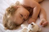 ������, ������: Sleeping Boy With Toy