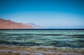 View To Coastline Of Red Sea, Egypt poster