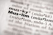 Dictionary Series - Religion: Muslim