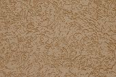 Abstract Beige Background For Decorative Design. Painted Paper Texture. Pattern, Minimal Concept. Ro poster