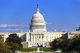 picture of lobbyist  - Us Capitol building the place where congress meets - JPG