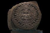 Постер, плакат: Мексика Солнечный камень