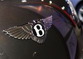 Bentley Continental Super Sport Gt's Sign
