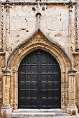 Medieval House Door poster
