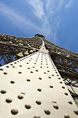 Постер, плакат: Eiffel Tower details