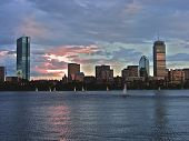 Back Bay de Boston
