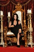 picture of throne  - Beautiful - JPG