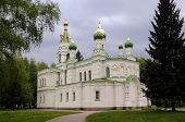 image of samson  - Orthodoxy Church of Samson in Poltava Ukraine - JPG