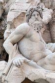 picture of obelisk  - ROME ITALY  - JPG