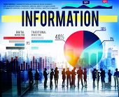 stock photo of faq  - Information Data Facts FAQs Results Concept - JPG