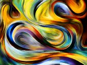 image of expressionism  - Forces of Nature series - JPG