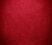 picture of cardinal  - Cardinal color leather texture background for design - JPG