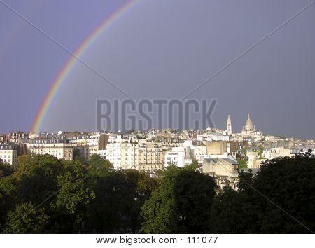 poster of Paris City View